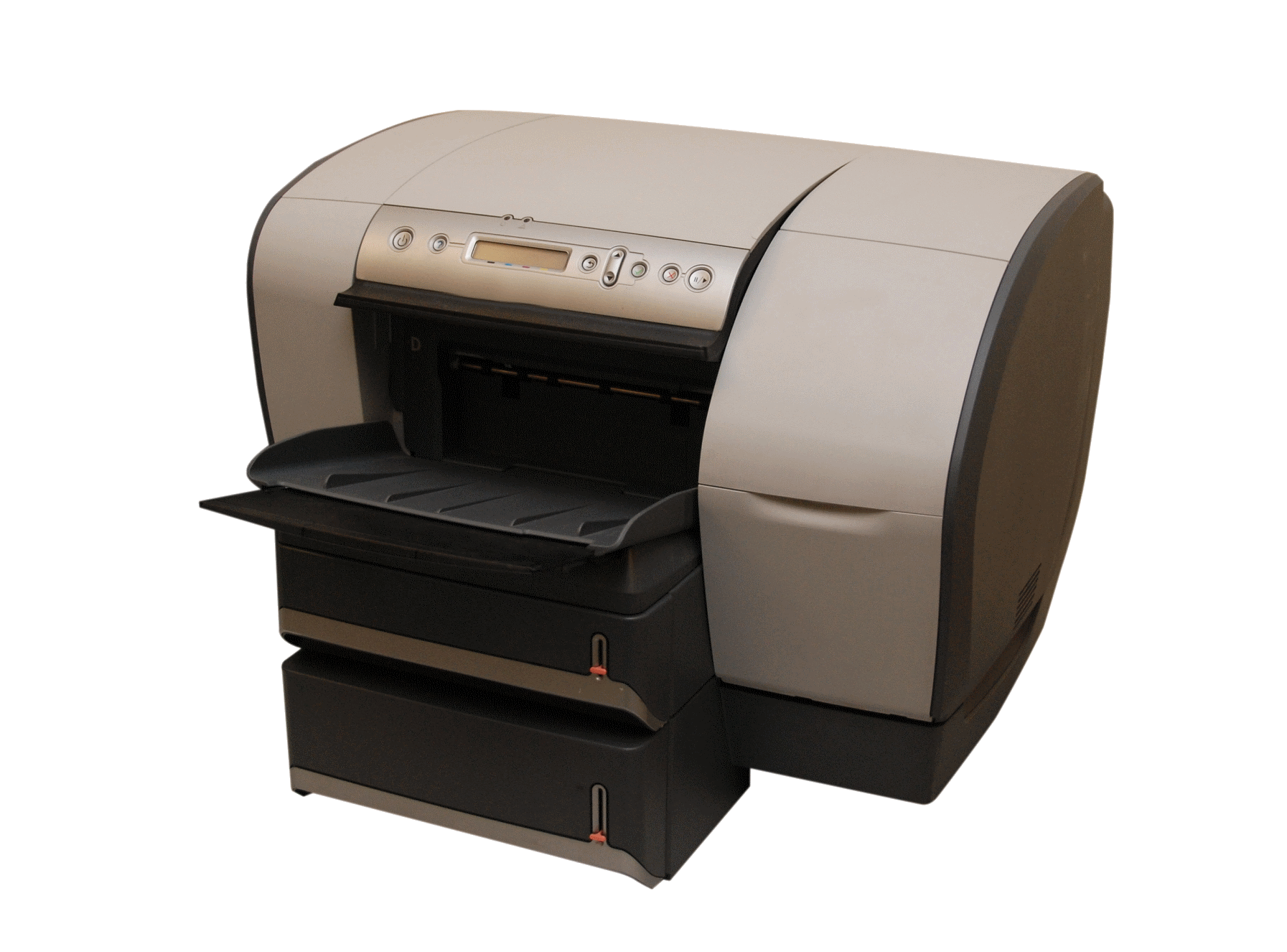 Network inventory of locally attached printers and scanners
