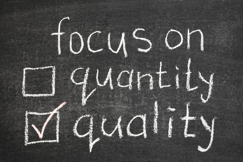 Data quality for discovery